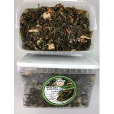 """Салат из морской капусты с грибами в масле 1,8 кг., ТМ """"Селедкино"""" Продукция (шт)"""
